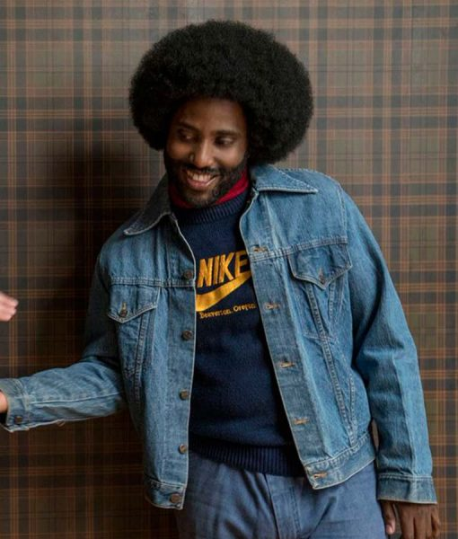 Ron Stallworth BlackkKlansman Denim Jacket