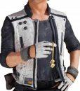 Solo Star Wars Story Alden Ehrenreich Vest