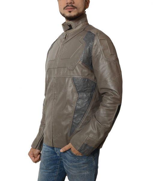 Tom Cruise Slimfit Leather Jacket