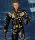 Wolverine Black And Blue Bike jacket