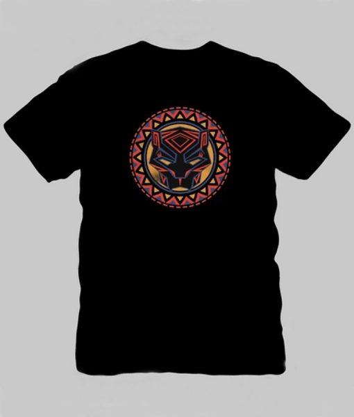 black panther Black T-Shirt