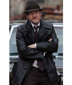 Donal logue Gotham jacket