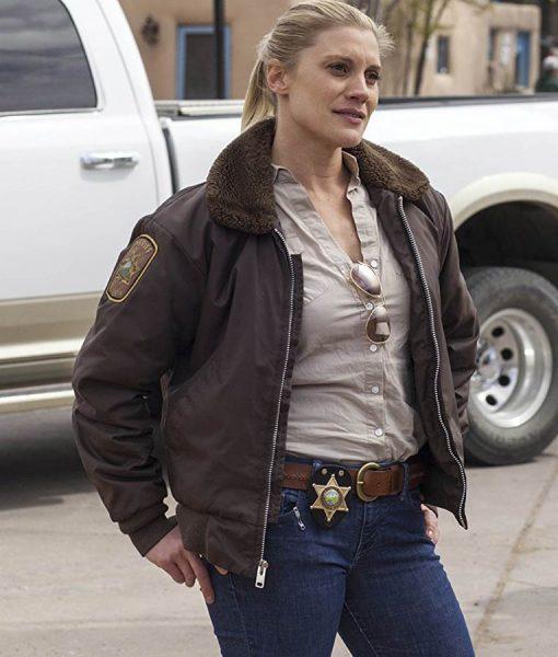 katee Sackhoff Bomber jacket