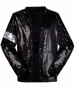 mj sequin jacket