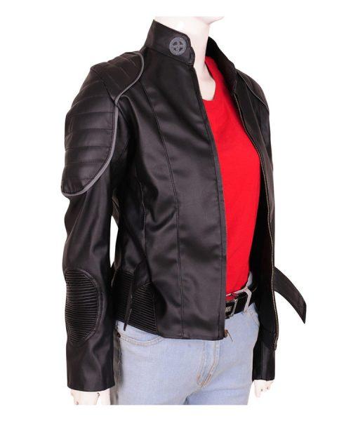 Ororo Munroe Black Jacket