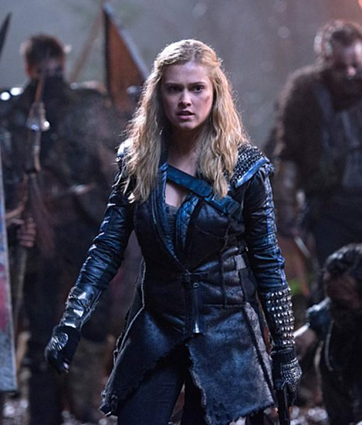 Clarke Griffin The 100 Coat