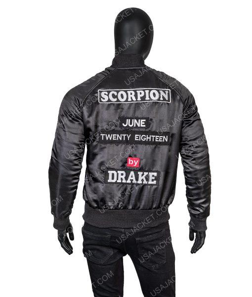 Scorpion Drake June Twenty Eighteen Jacket
