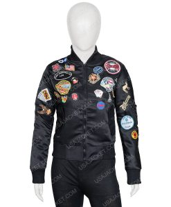 Doctor Who Ace Jacket With Patches