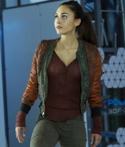 The 100 Raven Reyes Lindsey Jacket
