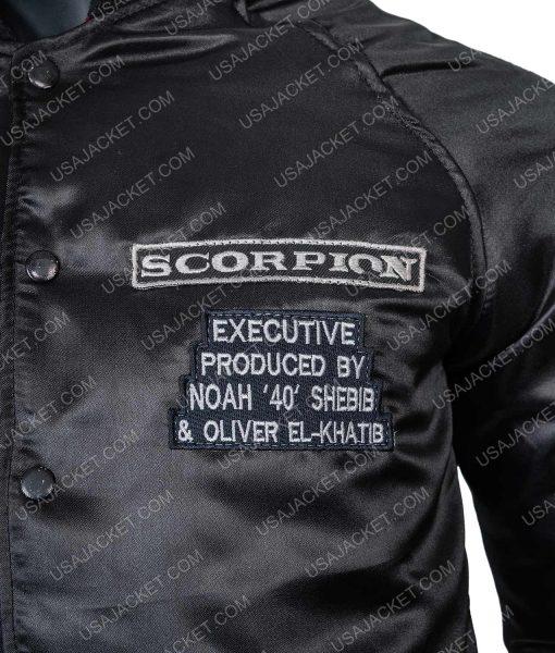 Scorpion Drake Bomber Jacket
