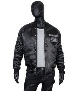 Scorpion Drake June Twenty Eighteen Bomber Jacket