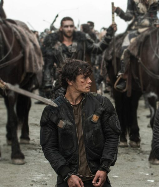 bellamy blake Black jacket
