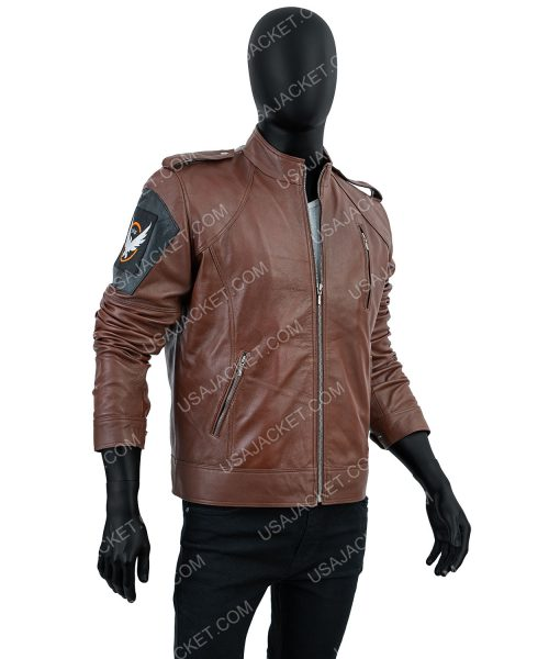 Tom Clancy's The Division Cafe Racer Jacket