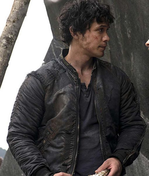 then 100 bellamy Blake Biker jacket