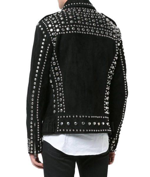 Silver Studded Jacket