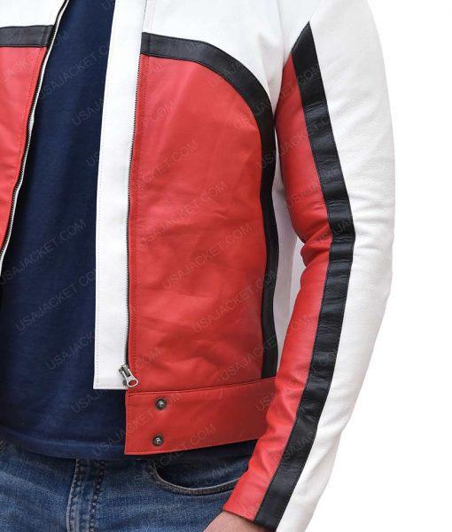 Rami Malek Cafe Racer Slimfit Jacket