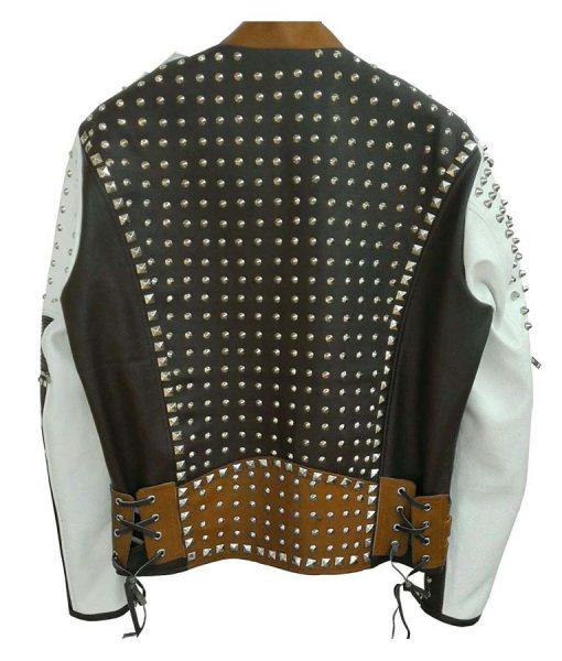 Mens Cafe Racer jacket