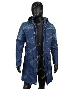 Nero Devil May Cry Trench Coat
