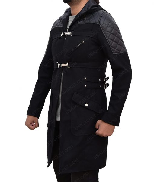 Nero Devil May Cry 5 Trench Coat with Mask