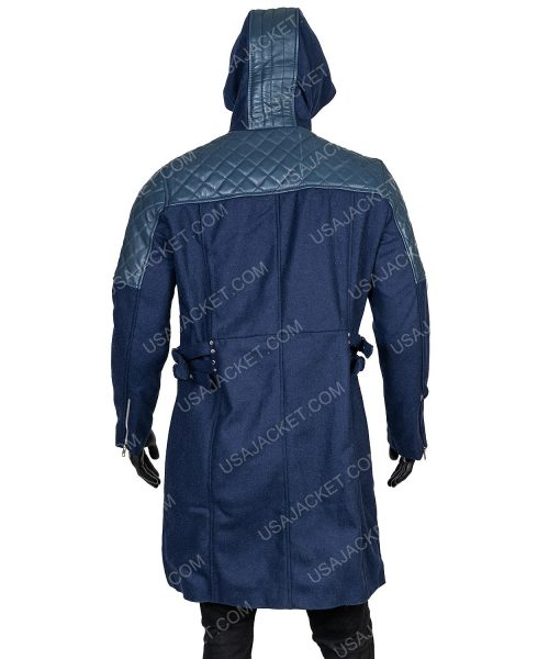 Devil May Cry 5 Blue Coat