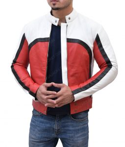 Freddie Mercury Bohemian Rhapsody Rami Malek Cafe Racer Jacket