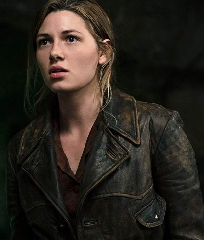 Overlord Chloe Coat