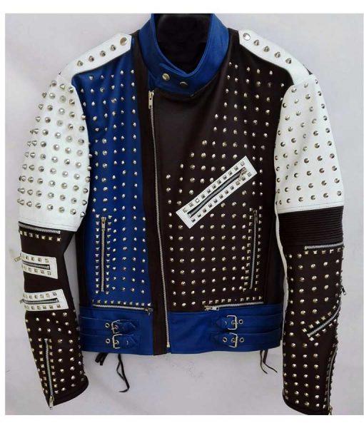 Studded-Jacket