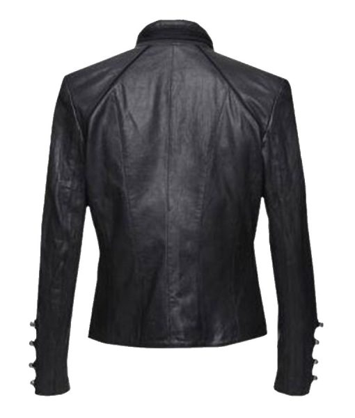 black women military jacket