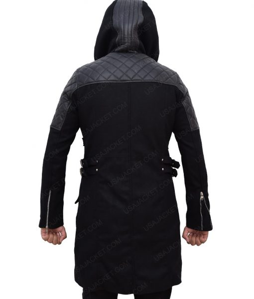 Devil May Cry Nero Slimfit Black Long Coat