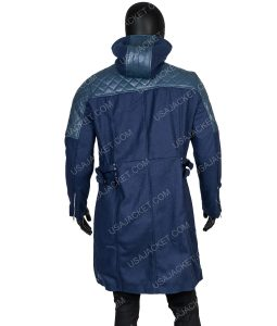 Nero Devil May Cry Hooded Coat