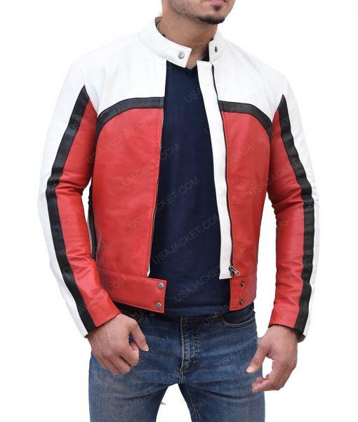 Rami Malek Cafe Racer Jacket