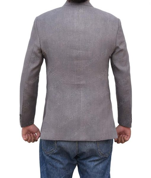 James Marsden Westworld Teddy Flood Grey Blazer Jacket
