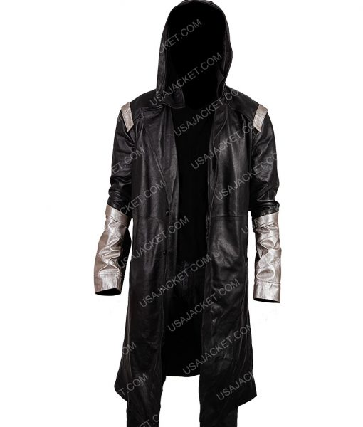 The Flash S05 Cicada Black Coat