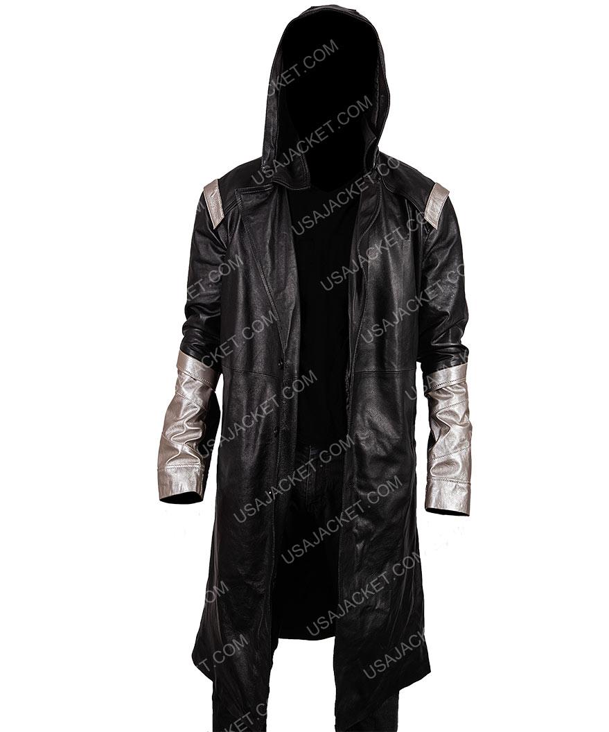 b1dfde625 The Flash S05 Cicada Hooded Coat