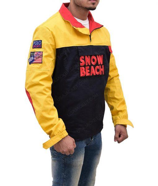 The Hip Hop Snow Beach Biker Jacket