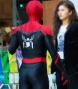 Tom holland Leather jacket