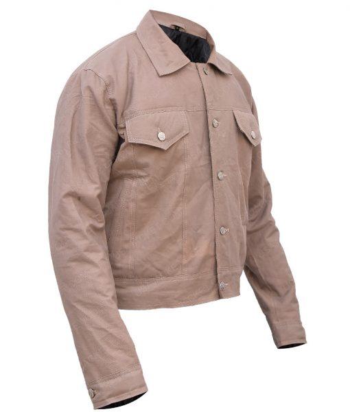 Jackson Maine A Star Is Born Bradley Cooper Cotton Jacket