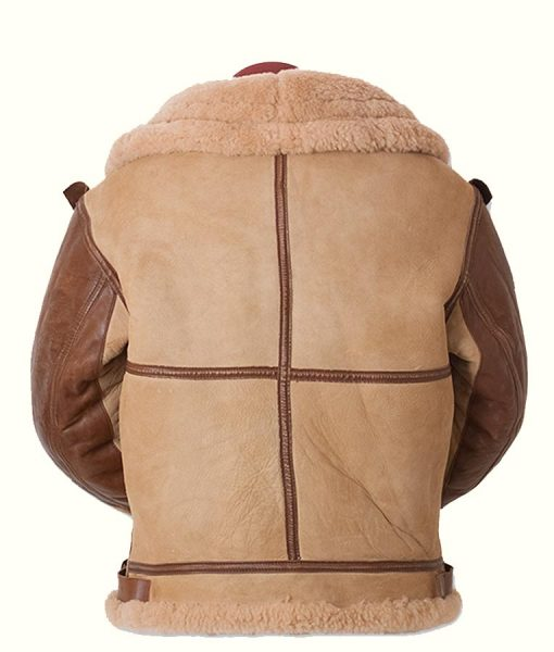 Bomber Shearling Jacket