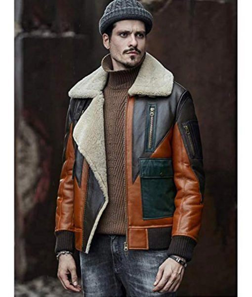 Flying Sheepskin Jacket