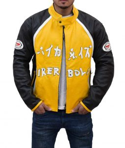 Biker Boyz Leather Jacket