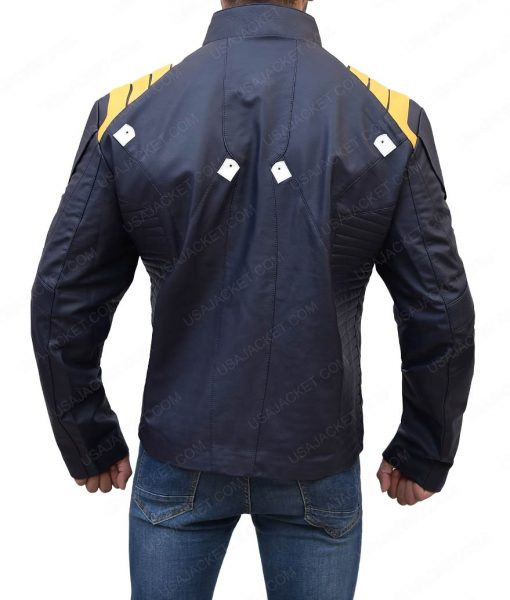 Star Trek Beyond Kirk Blue Jacket