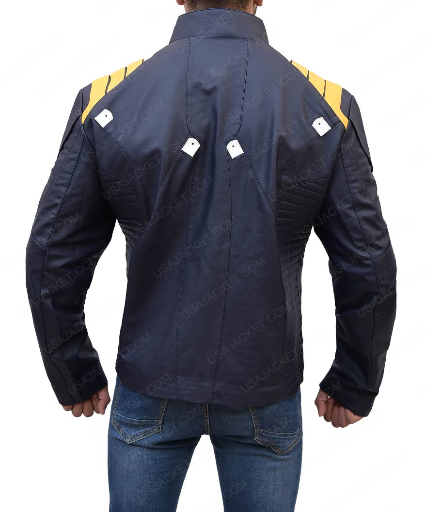 96d7d5691 Star Trek Beyond Captain Kirk Uniform Jacket