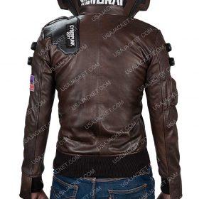 Cyberpunk 2077 V Light-up Leather Jack