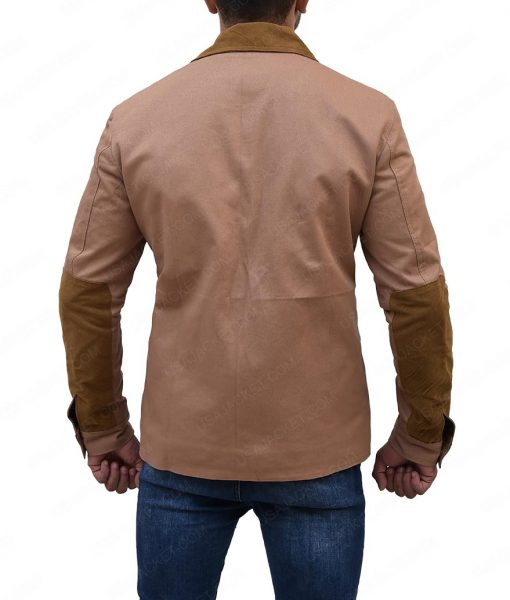 Will Atenton Brown Jacket