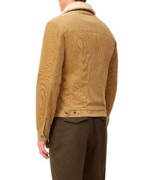 David Beckham Cord jacket