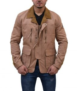 Dream House Will Atenton Brown Jacket