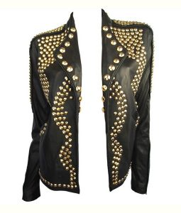 Golden Studds Leather Jacket
