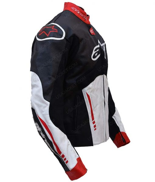 Mens Alpinestars Atem Leather Jacket