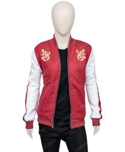 Mulan Bomber Jacket