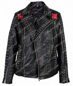Vox Lux Raffey Studded Jacket